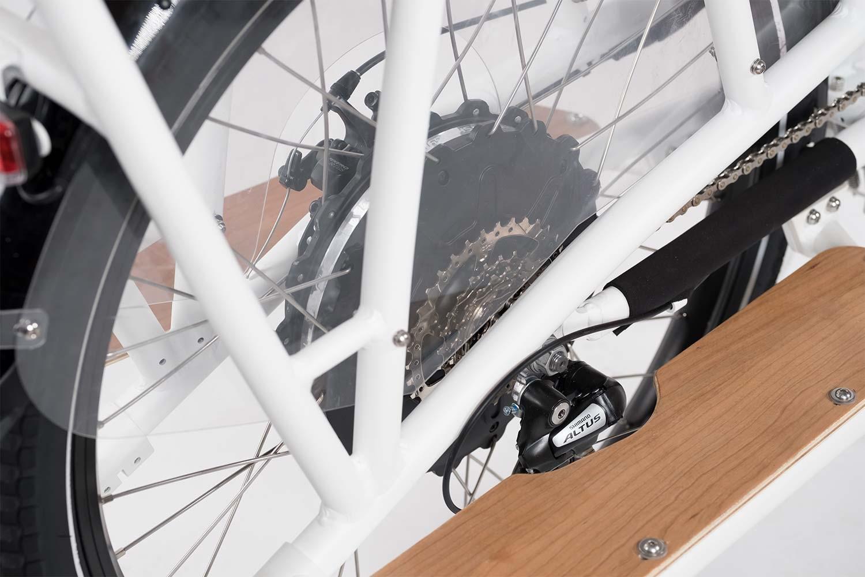 2019 RadWagon Electric Cargo Bike