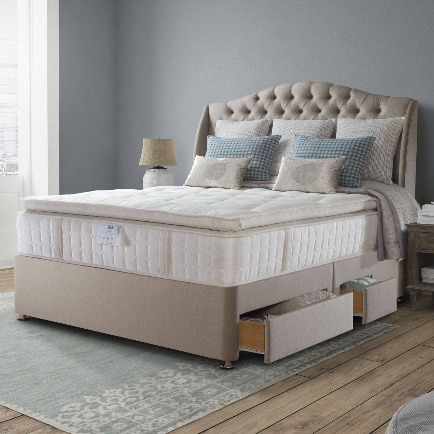 Sealy beds At Better Furniture Norwich