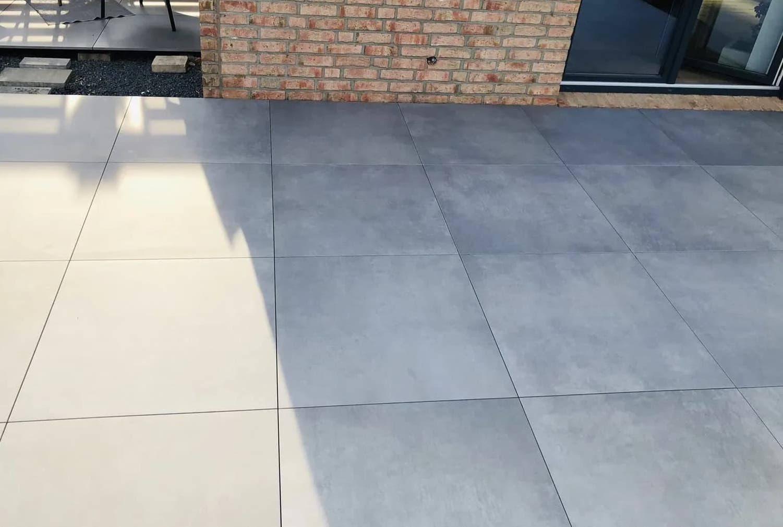 Verlegemuster für Terrassen   So wirken Farben und Formate