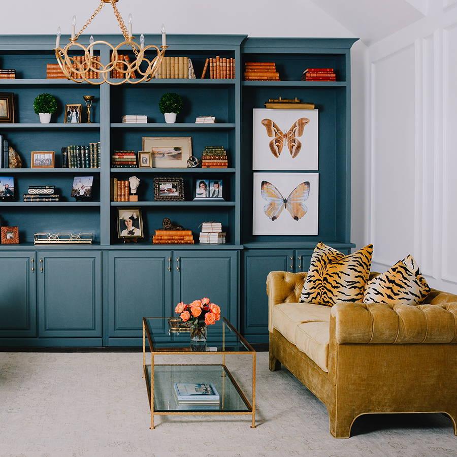 Jolie Paint Living Room Inspiration
