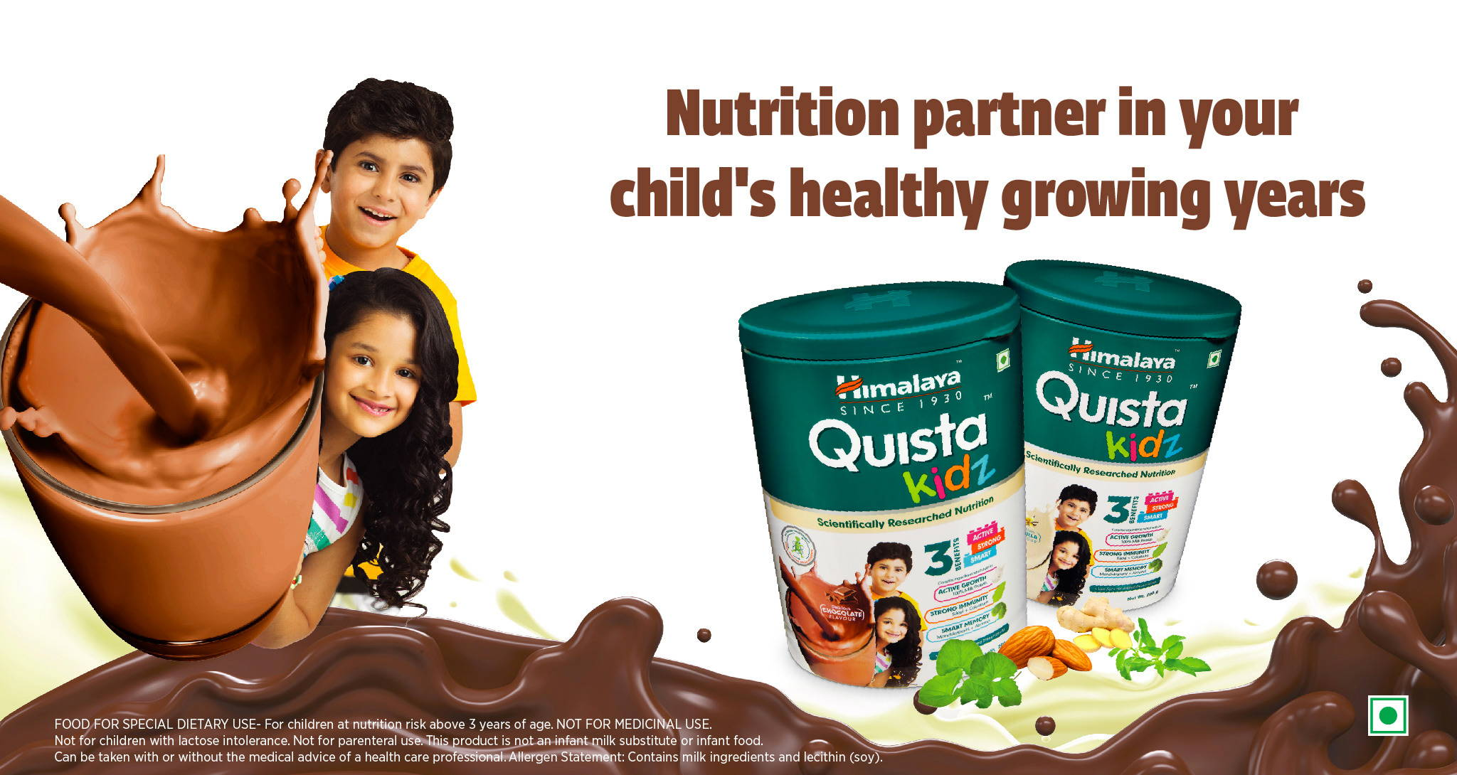 Quist kidz - Nutrition partner in your child's healthy growing years