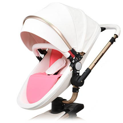 bd6fc4de59c5 The Parisian - Luxurious 2-in-1 Baby Stroller – Paris Babies