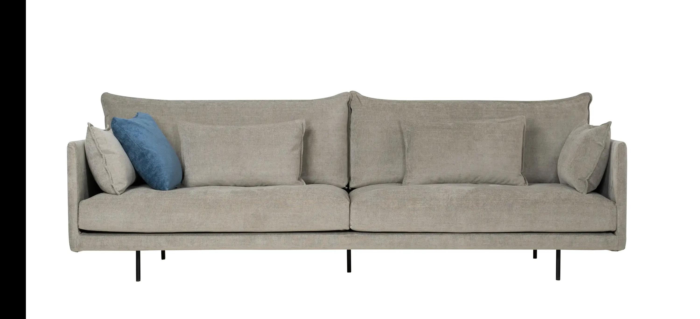 Air+100 -sohva, harmaa kangas . HT Collection