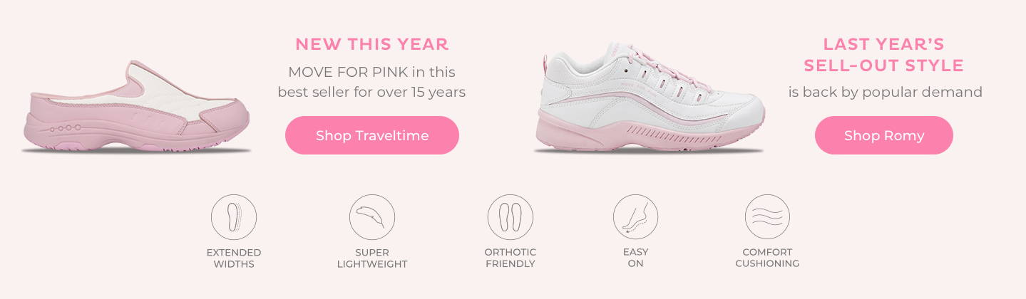 Move for Pink Collection
