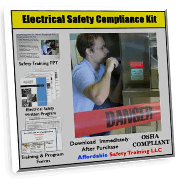 Electrical Safety Training Compliance Kit