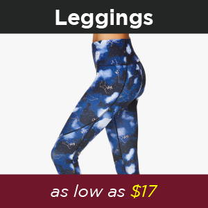 Shop Avia Vanessa Hudgens Leggings at 30% off. Perfect activewear for lounging and working out. Great gift for family and friends for the holidays, inspired by Vanessa Hudgens, created by Vanessa hudgens. Black Holiday special deals, 30% off