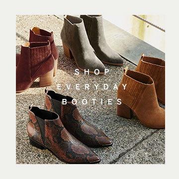 Shop Everyday Booties