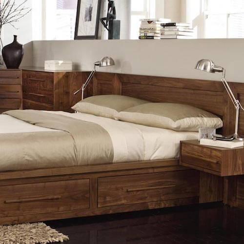 Copeland Moduluxe Storage Bed