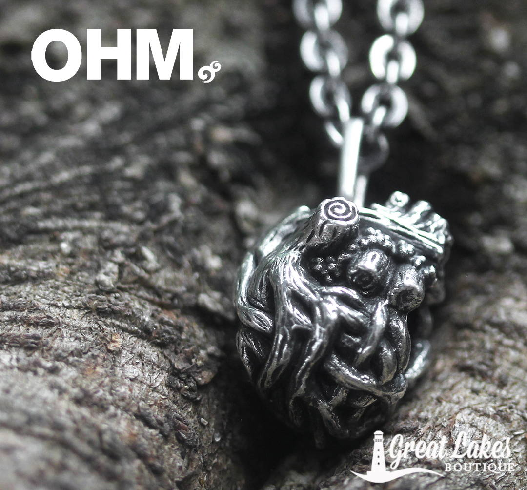 Ohm Beads Heart of the Woods