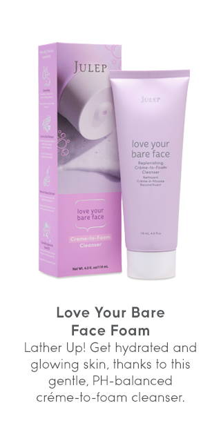 Love Your Bare Face Foam