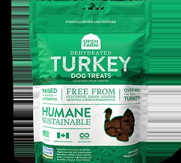 Dehydrated Turkey Treats