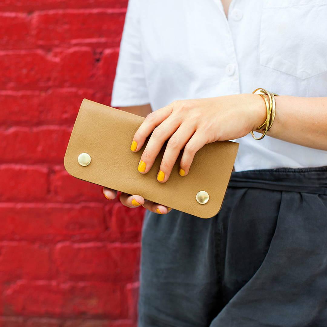Minimalist Leather Wallets