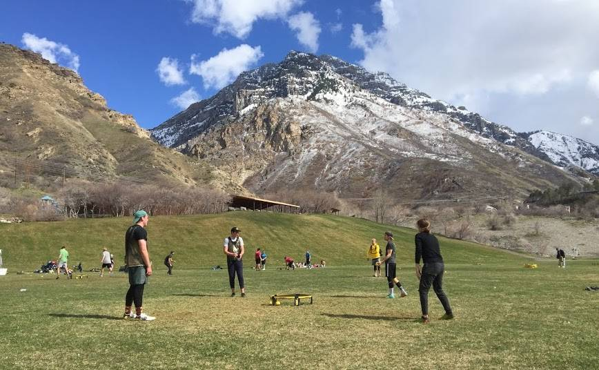 West Bonus Tour Stop – Spikeball Roundnet Association
