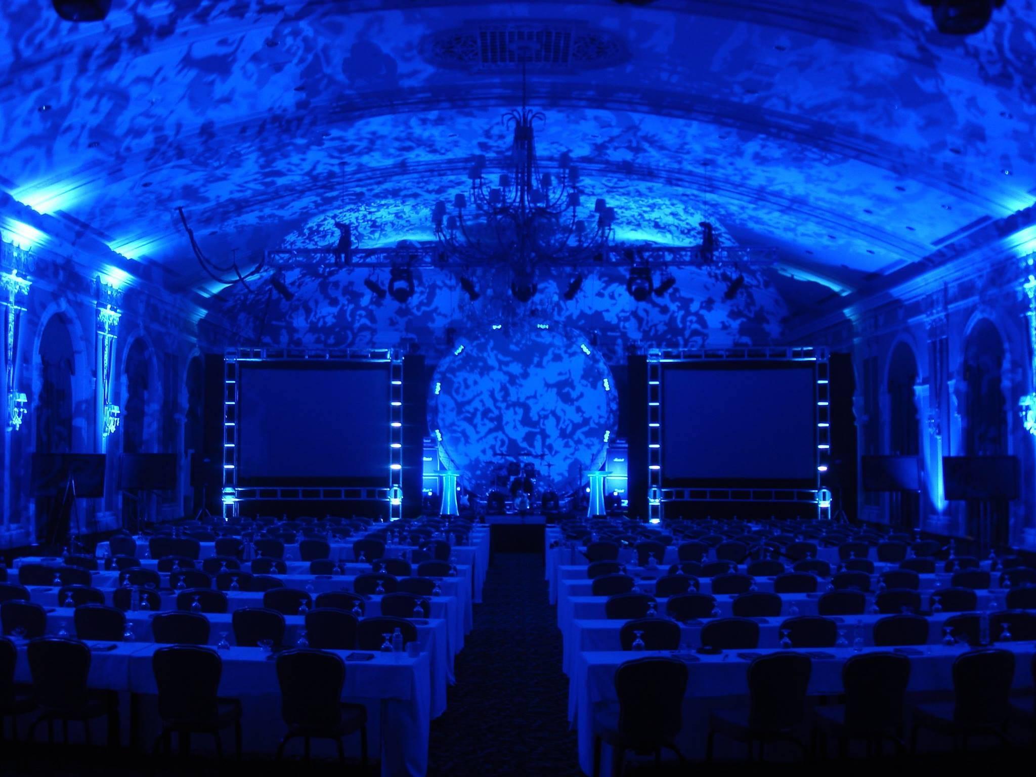 Brand Lighting Interior Lighting Project theatre