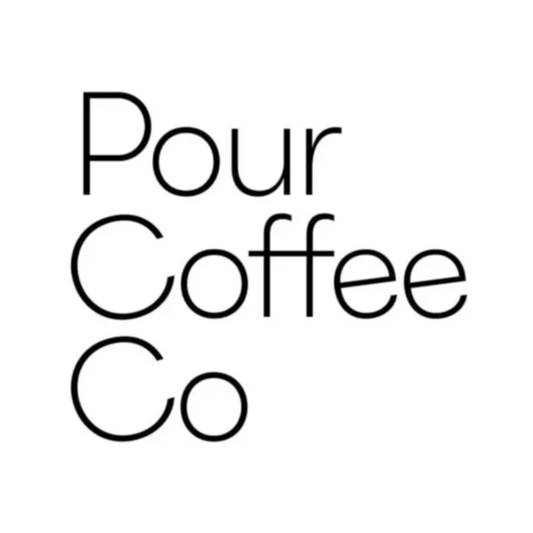 Pour Coffee Co. Logo