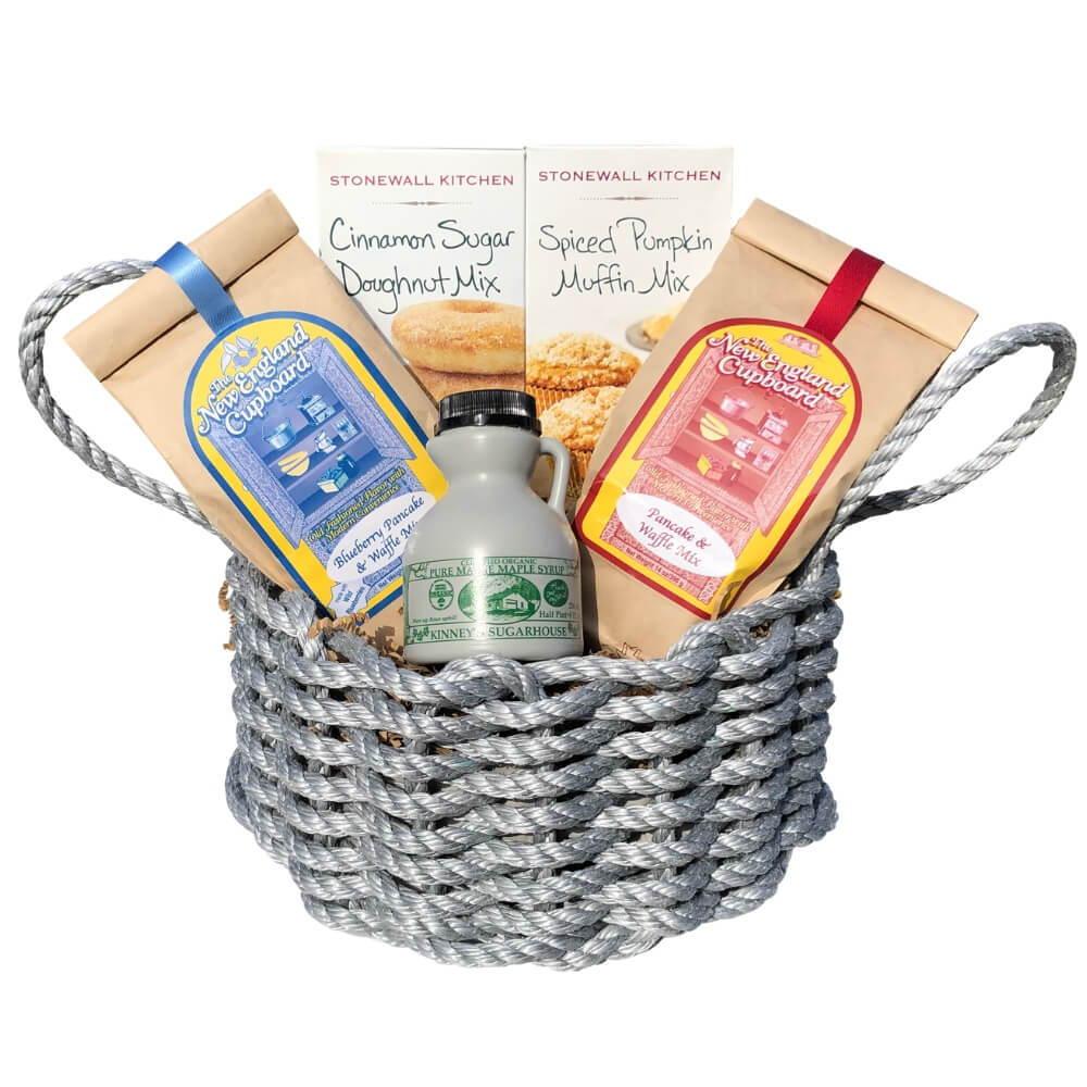 Breakfast Nautical Gift Basket