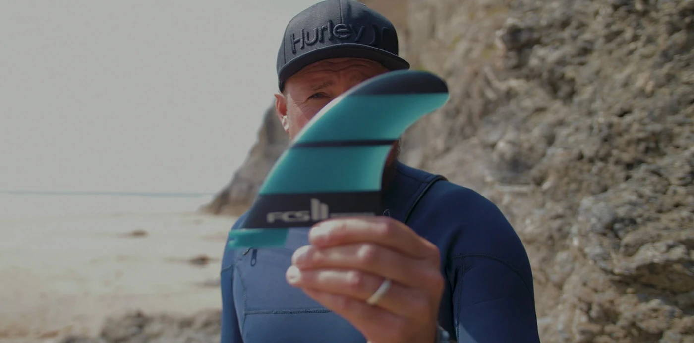 WHAT FINS SHOULD YOU SURF