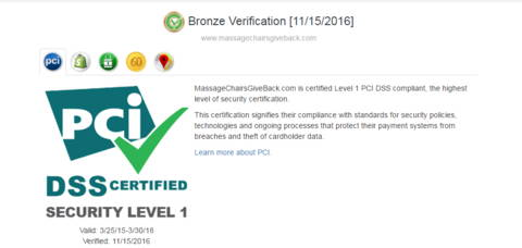Secure with DSS Certificate
