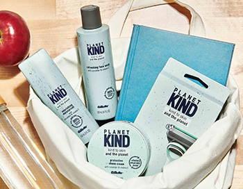 Making Shaving Kind For the Planet