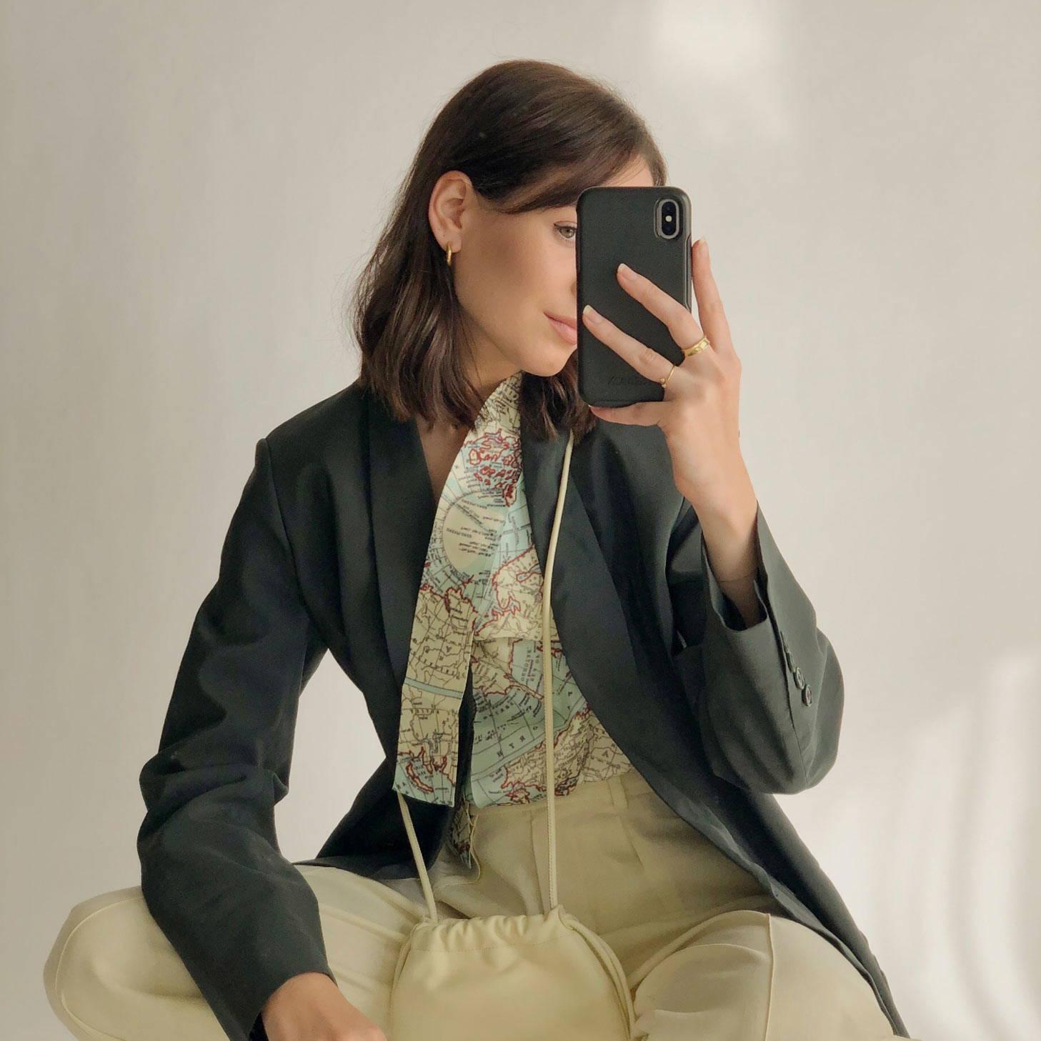 Oroton Spring Edit - Jess Alizzi