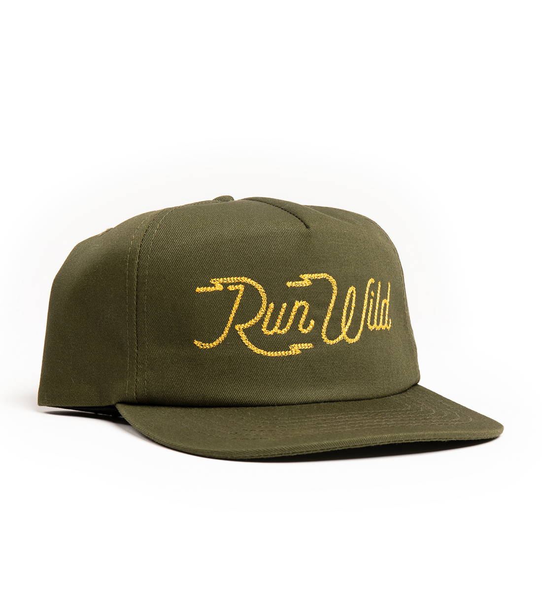 Run Wild Hat - The Great PNW X Lincoln Design Co.
