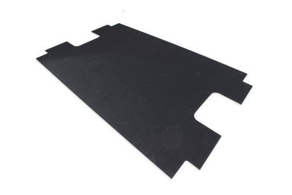 Adhesive Rubber Grooming Pad for Collapsible Stationary Impact Dog Crates