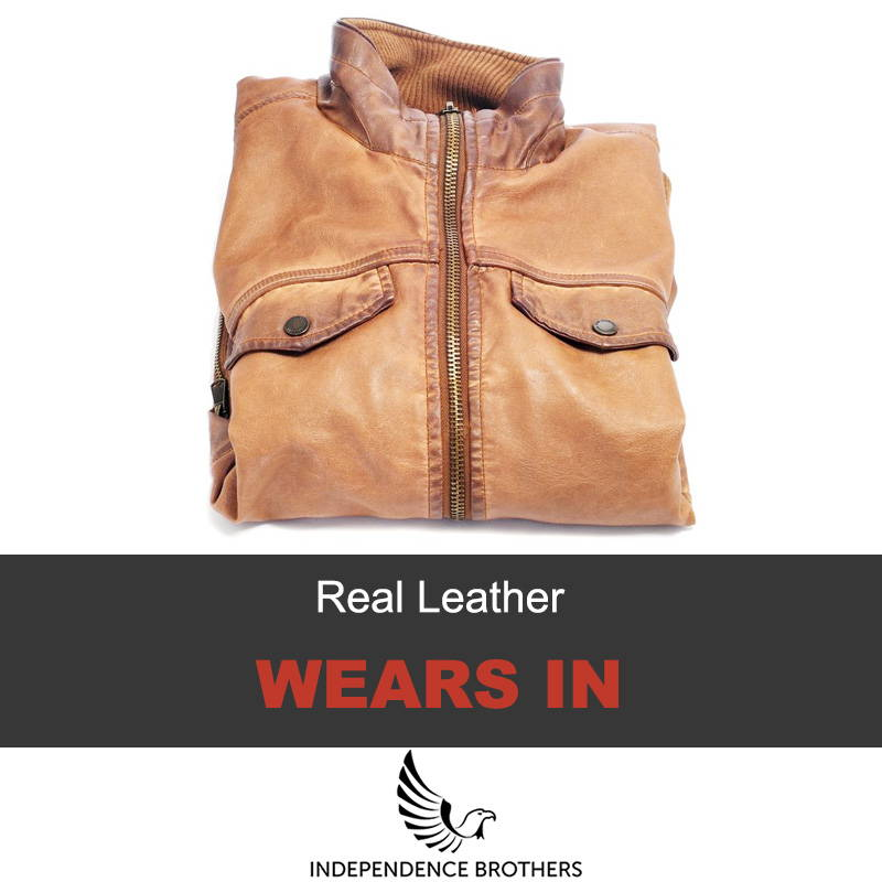 Real Leather Jackets Wear In