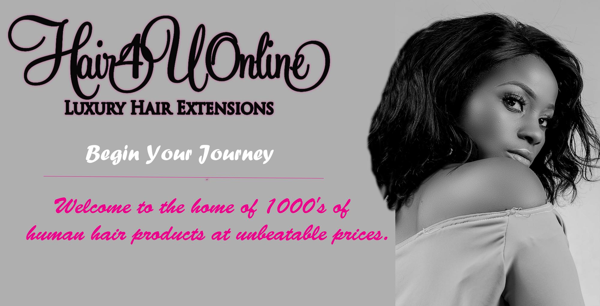 hair4uonline home banner