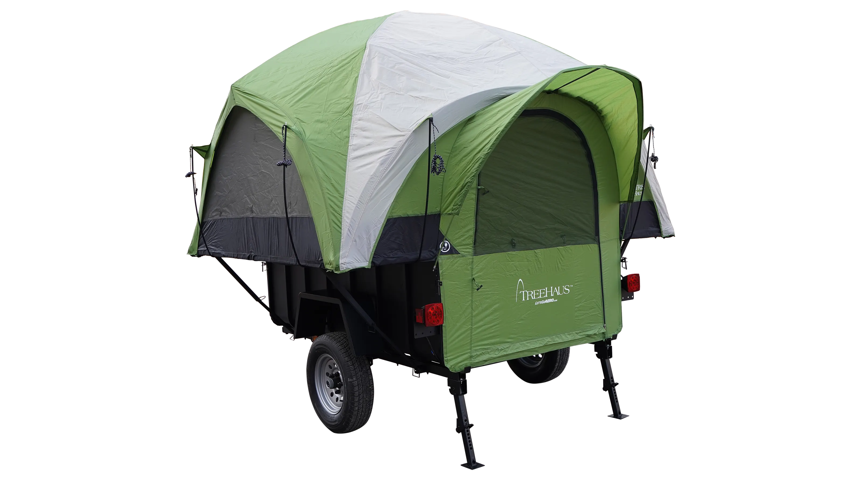 LittleGiant Trailer with TreeHaus Camper