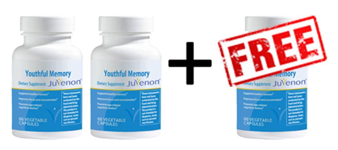 Youthful Memory Buy 2 Get 1 Free