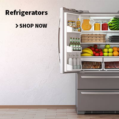 refrigerators, discount refrigerators, discounted refrigerators, scratch and dent refrigerators, stainless steel refrigerators