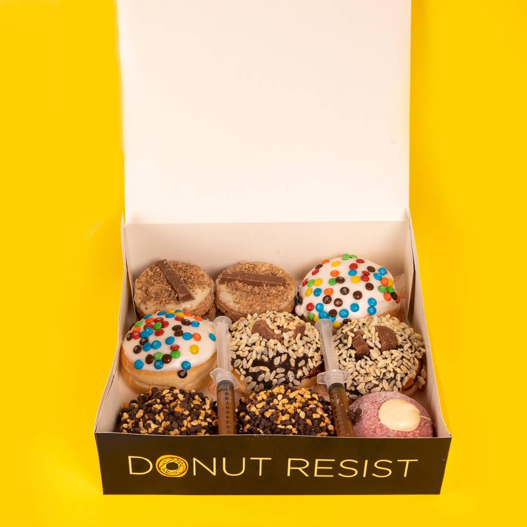 Assorted Doughnut 9 Pack
