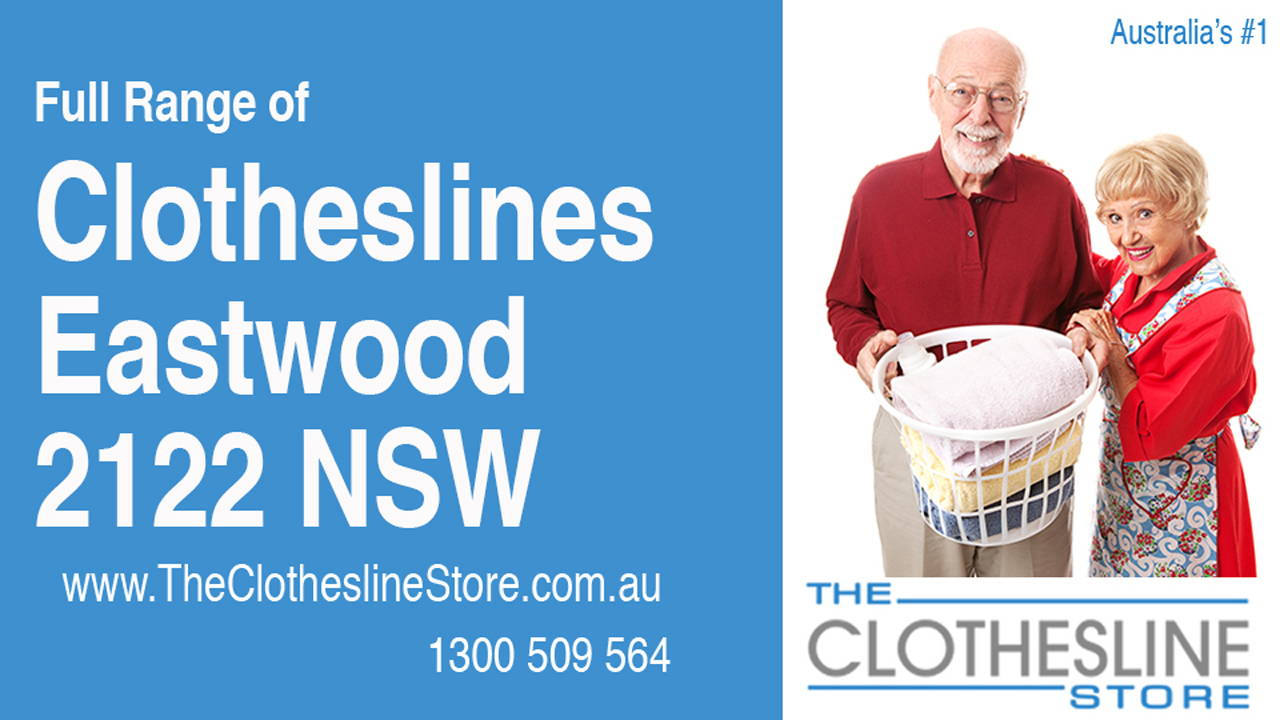 Clotheslines Eastwood 2122 NSW