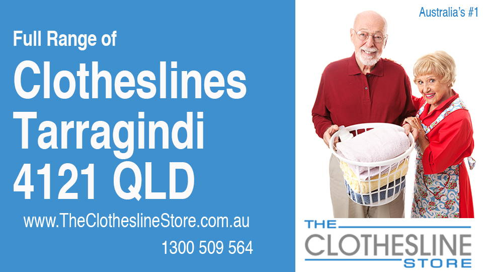 New Clotheslines in Tarragindi Queensland 4121