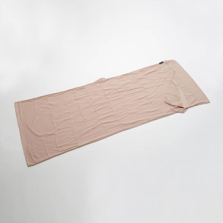 COCOON(コクーン)/インセクトシールド サファリトラベルシーツ コットン/ベージュ