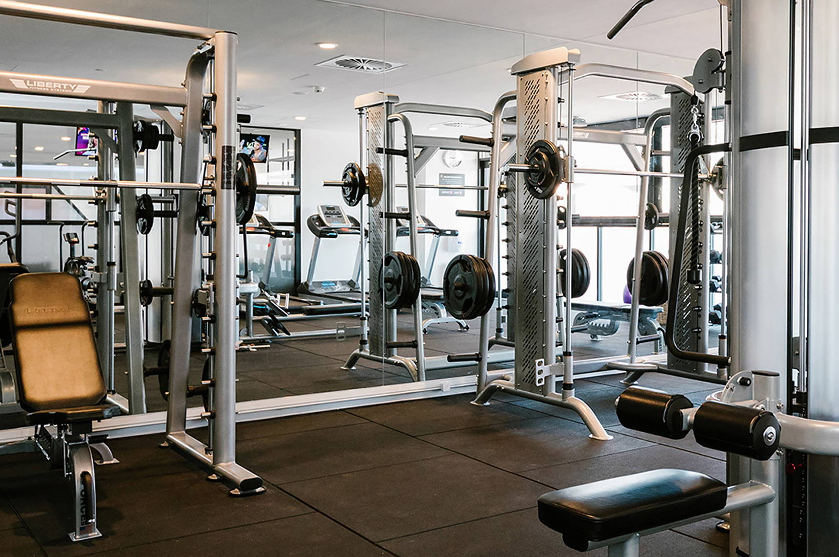 Commercial Gym Equipment The Branksome