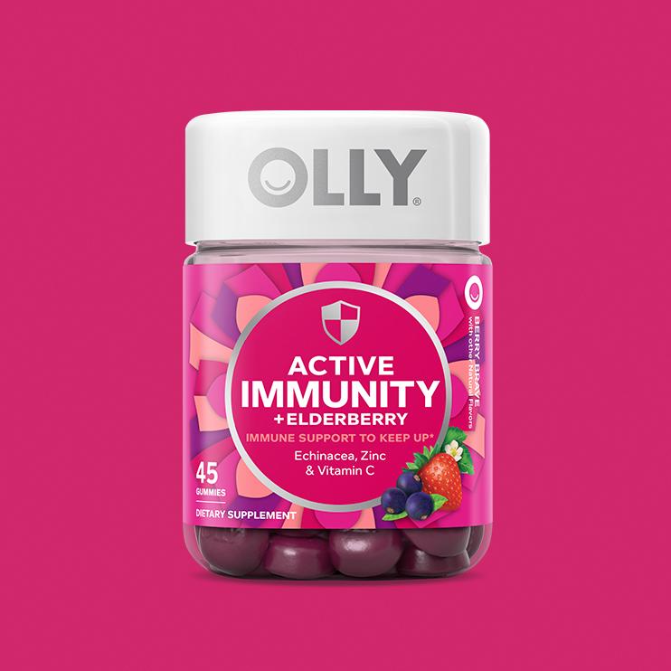 Active Immunity Berry Brave