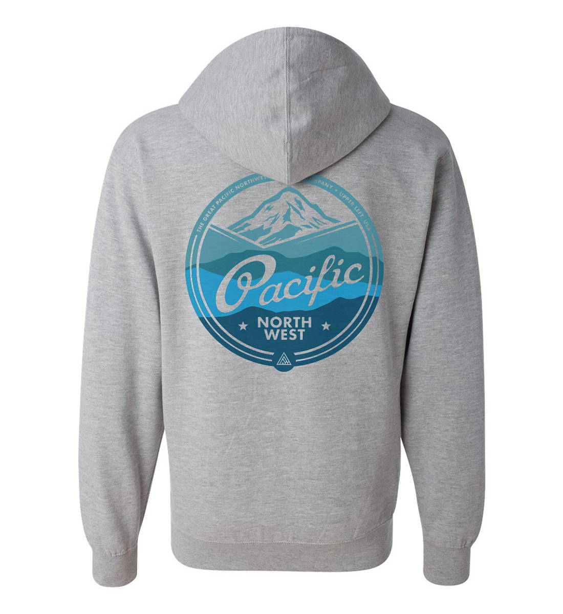 The Great PNW Rainier Zip Hoodie