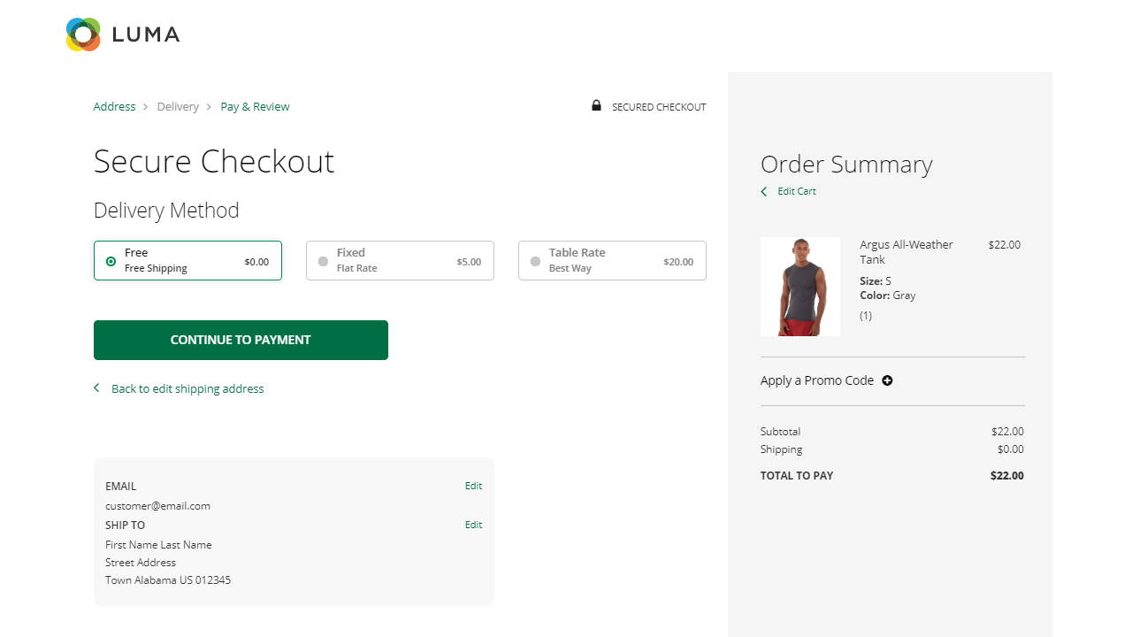 One-Page Checkout for WooCommerce