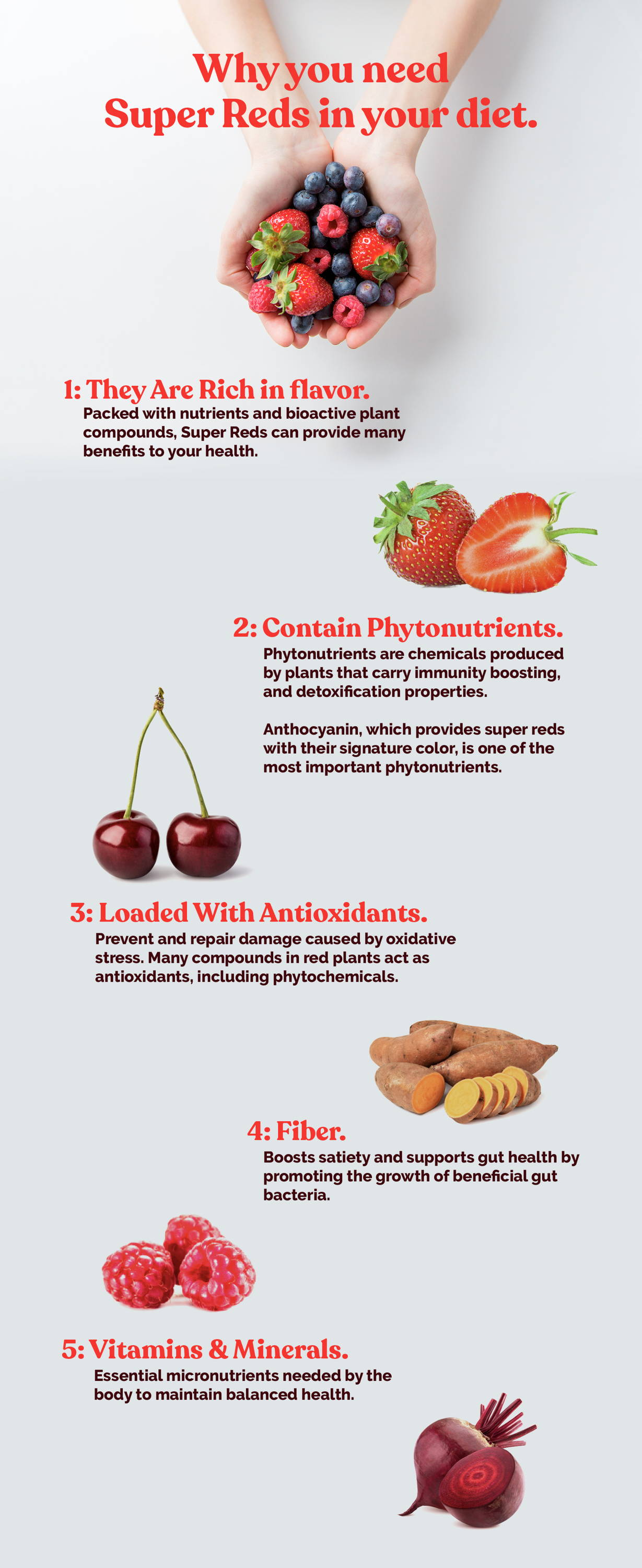 Why you need Super Reds in your diet.