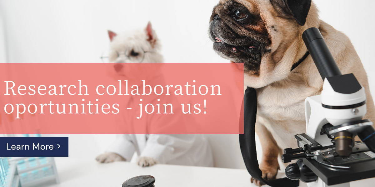 DIG Labs pet health research collaborations dogs of science