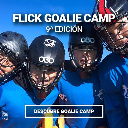 Flick Goalie Camp 9ª Edición