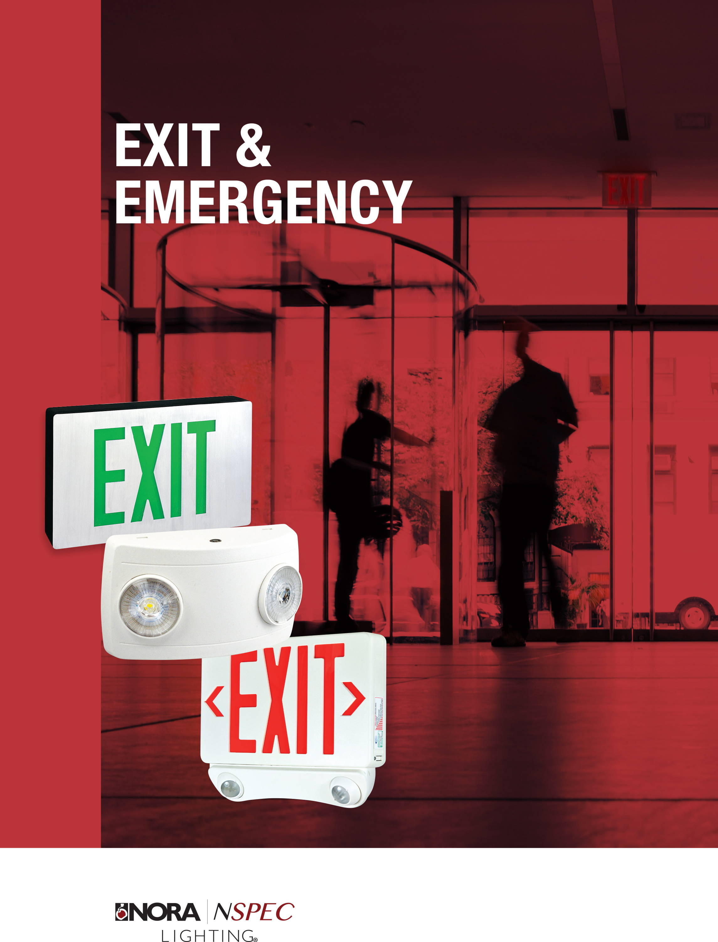 nora Exit and Emergency Lighting