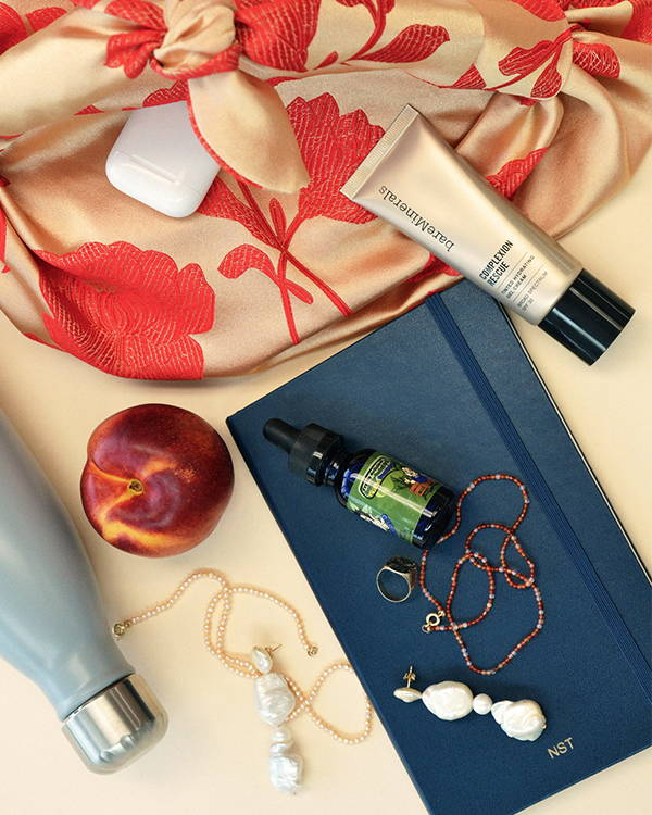 What's In Her Bag with NST Studio's founder and creative director