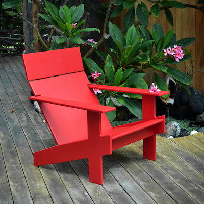 Outdoor Lounge Chairs - Lollygagger Lounge Chair