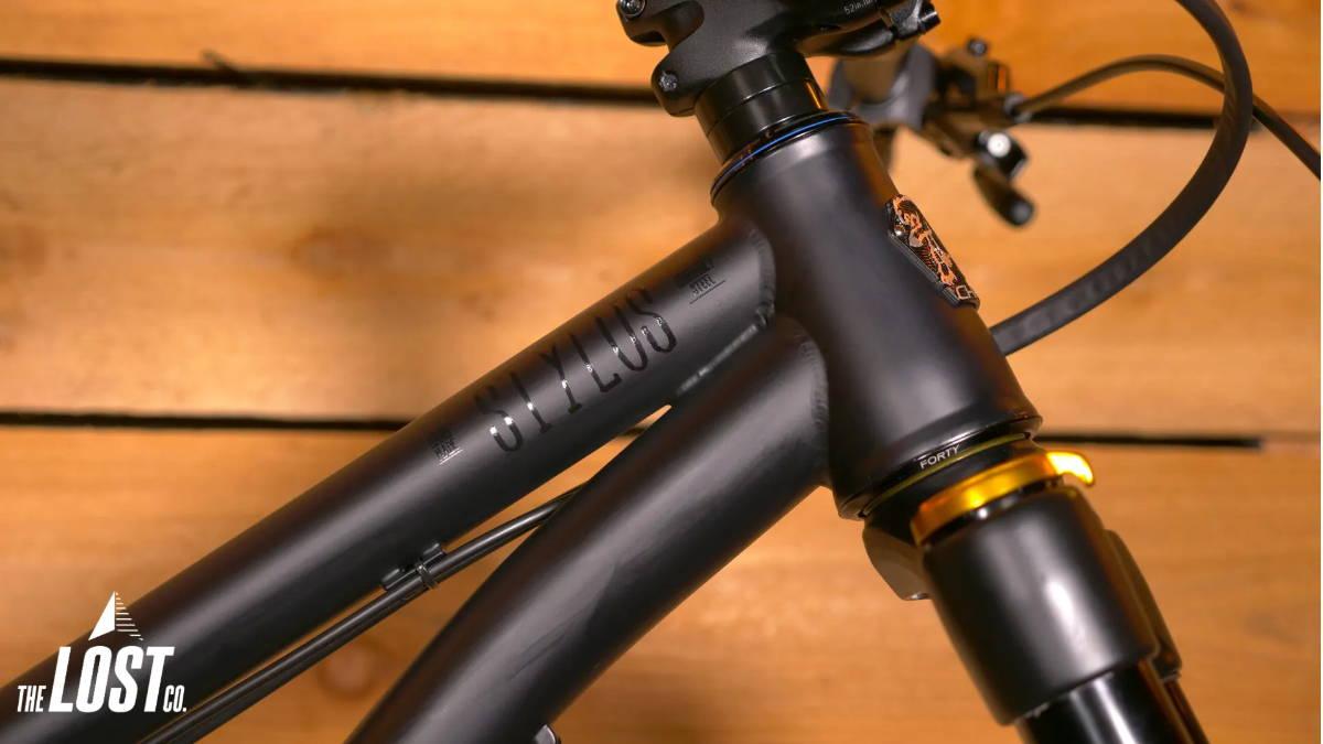 2019 Chromag Stylus mountain bike black