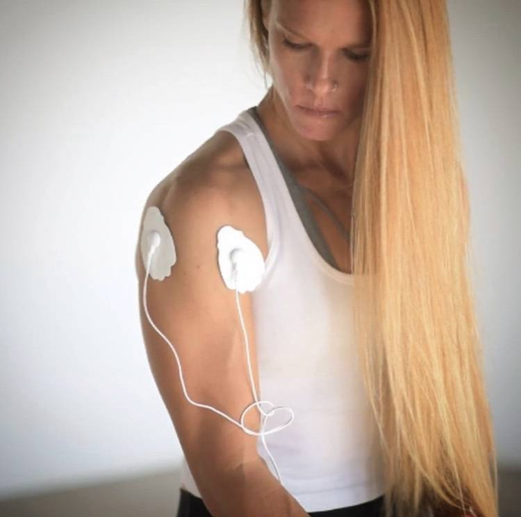 professional soccer player, TENS Unit, muscle recovery, MLS, electrical stimulation