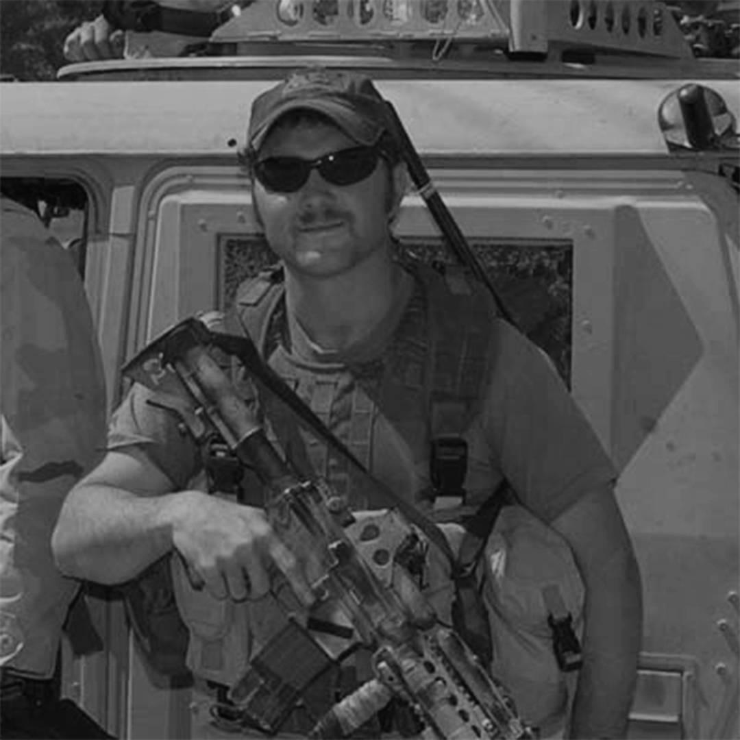 Evan Hafer, CEO of Black Rifle Coffee Company