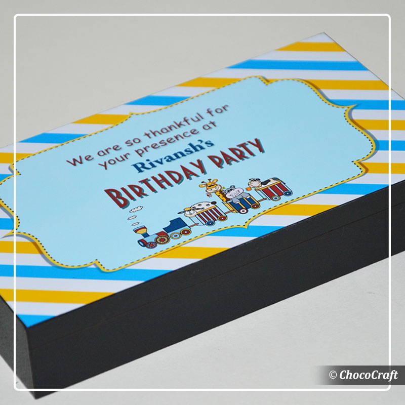 Kids Birthday Return Gifts CHOCOCRAFT