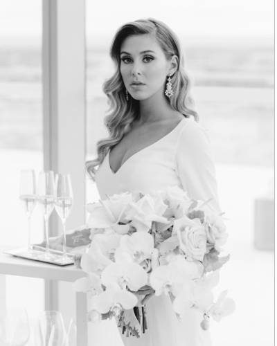 WedLuxe Magazine Love and Light